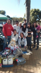 Mandela Day 67 Minutes at Kitty and Puppy Haven – 18 July 2015