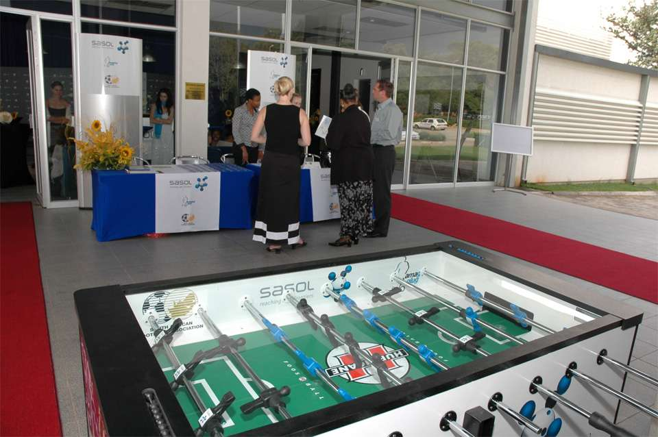 SASOL – Amaglug-Glug Media Launch